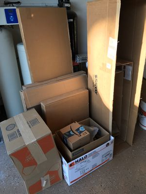 Free boxes for Sale in Orlando, FL