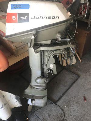 6hp Johnson for Sale in Peoria, IL