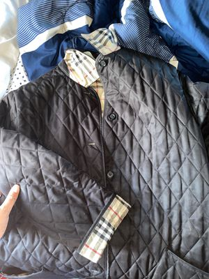 Burberry jacket Sz L for Sale in Brooklyn, NY