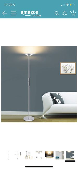 LED Torchiere Floor Lamp for Sale in Hacienda Heights, CA