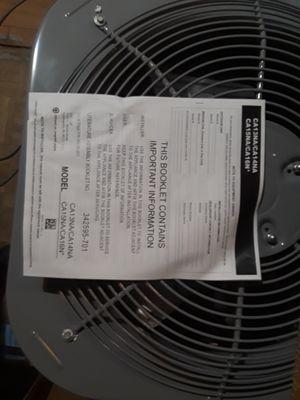Carrier ,central cooling air conditoner for Sale in Denver, CO