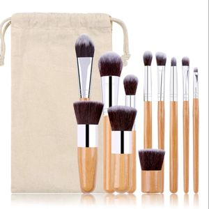 brend new 11 pcs high quality makeup brush set for Sale in Los Angeles, CA