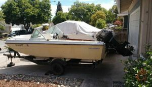 Boat and trailer $200 for Sale in San Jose, CA