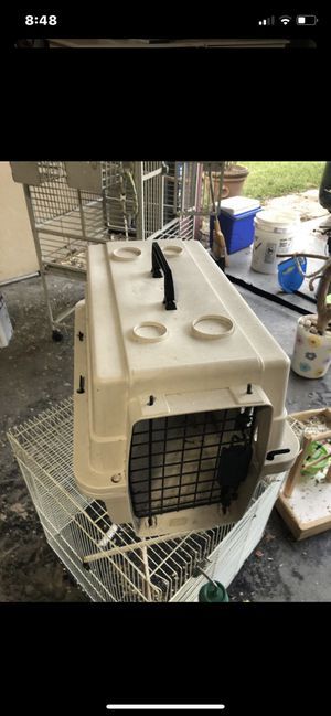 Animal transporter cage for Sale in Clearwater, FL