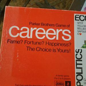 Careers Board Game. Vintage? for Sale in Saint Paul, MN