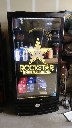 Rockstar Beverage Cooler for Sale in Tacoma, WA