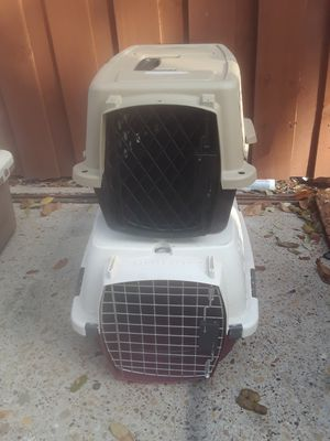 Small Kennels $25.00 ea1ch cash only for Sale in Dallas, TX