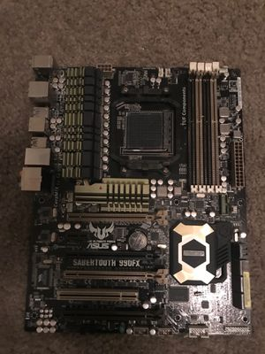 ASUS Sabertooth 990fx for Sale in Tallahassee, FL