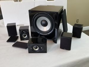 Klipsch Surround Sound Speaker system for Sale in Sewell, NJ