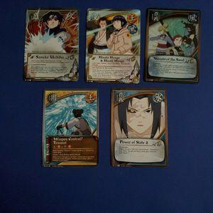 5 Uncommon Naruto Cards for Sale in San Gabriel, CA