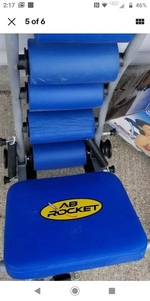 Ab workout rocket $30 for Sale in Plano, TX
