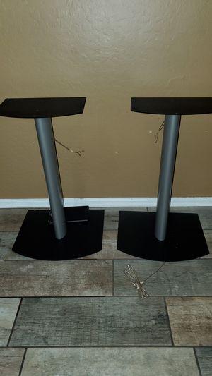 Bose FS-01 Bookshelf Speaker Floor Stand, Pair for Sale in Phoenix, AZ