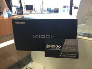 Fujifilm X100 F Camera ($50) Down payment option for Sale in Coronado, CA