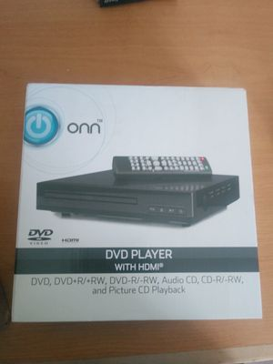 Onn dvd player for Sale in Everett, WA