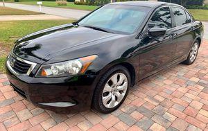 Black 2009 Honda Accord 4WDWheels Good for Sale in Tallahassee, FL