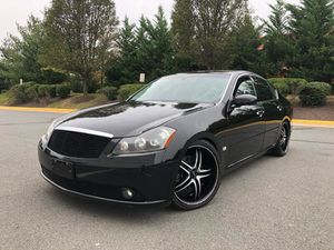 2007 infiniti m45 luxury for Sale in Dulles, VA