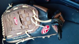 "14"" Adult lefty baseball glove for Sale in San Diego, CA"