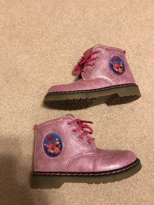Trolls boots size 26eu (8/9us) toddler for Sale in Schaumburg, IL