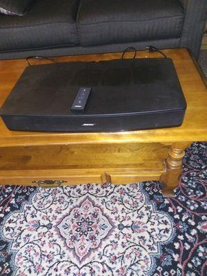 BOSE TV SOUND SYSTEM for Sale in Modesto, CA