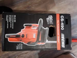 Echo gas chainsaw for Sale in Rock Hill, SC
