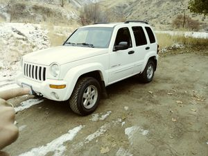 2002 jeep liberty lmt 4x4. for Sale in Wenatchee, WA