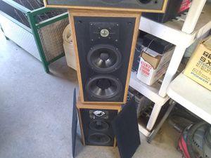 Polkaudio speakers for Sale in Ontario, CA