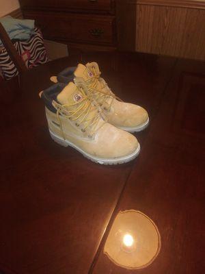 Waterproof work boots size 10 for Sale in Chesapeake, VA