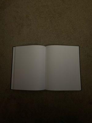 Pentalic Sketchbook for Sale in San Diego, CA