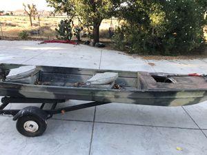 Duck Jon Boat for Sale in Palmdale, CA