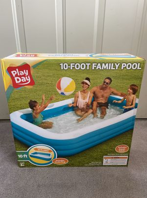 Play Day 10ft. Swimming Pool for Sale in Clarksburg, MD