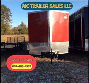 Covered Wagon Enclosed Trailer for Sale in Brandon, MS