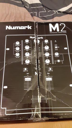 Numark M2 scratch mixer for Sale in Lewisville, TX