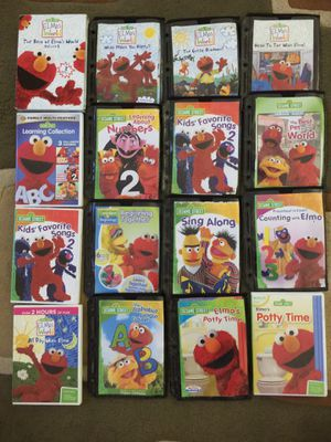 Learning DVD sets for children each bundle price differently for Sale in Miramar, FL