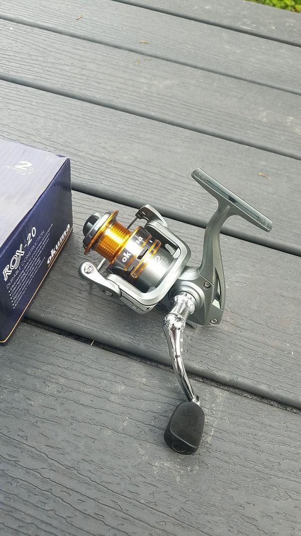 Okuma Rox-20