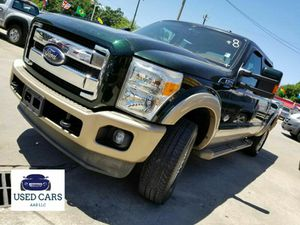 FORD SUPER DUTY for Sale in Houston, TX