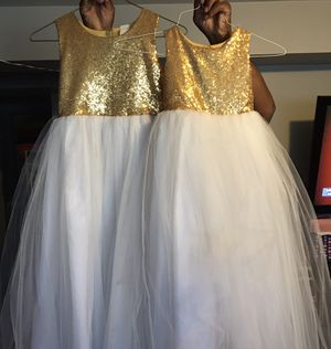 Girls Wedding Dresses for Sale in Homewood, IL