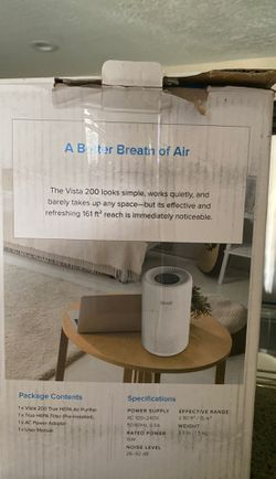 Levoit HEPA Air Purifier Filter for Sale in Victorville,  CA