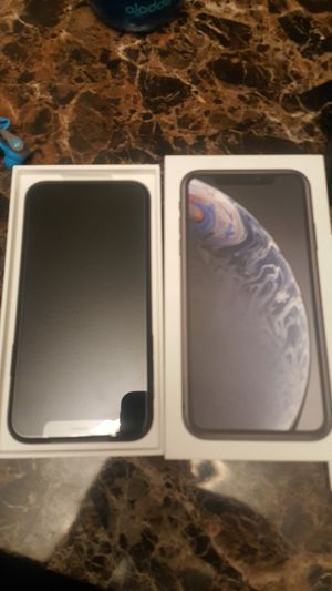 Iphone XR Tmobile Brand new in box for Sale in Portland, OR