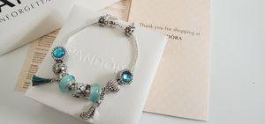 Pandora Disney's Elsa Charm Bracelet for Sale in Indianapolis, IN