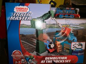 Thomas and friends Track master for Sale in Linden, NJ