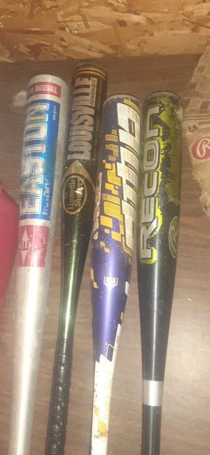 Baseball equipment for Sale in Indianapolis, IN