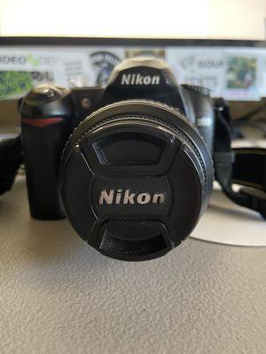 Nikon D50 - With Lens & Carrying Case for Sale in Phoenix, AZ
