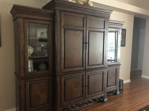 """TV cabinet armoire for a """"42 TV for Sale in Lutz, FL"""