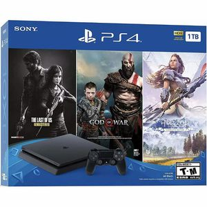 Sony PlayStation 4 1TB Only On PS4 Console Bundle New for Sale in Norfolk, VA