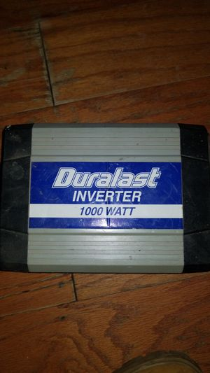 DURALAST INVERTER for Sale in Laveen Village, AZ