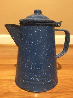 Campfire Coffee Pot / Vase for Sale in Chantilly, VA