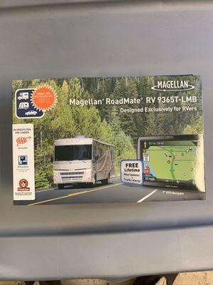 Magellan RV9365T-LMB Roadmate 7inch RV GPS Navigator for Sale in Las Vegas, NV
