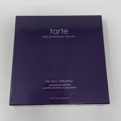 Tarte Be You. Naturally. Eyeshadow Palette for Sale in San Diego,  CA