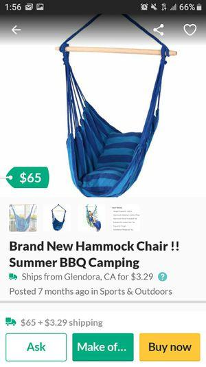 Hammock Chair for Sale in Modesto, CA