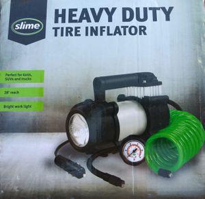 Slime Heavy Duty Elite Tire Inflator - for Sale in Las Vegas, NV